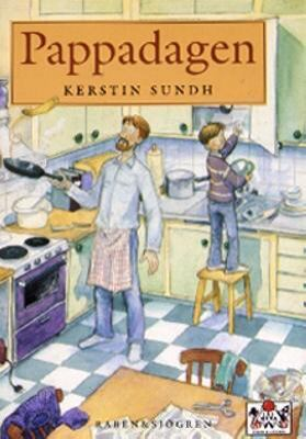 Pappadagen / Kerstin Sundh ; illustrationer av Peter Johnsson