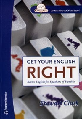 Get your English right