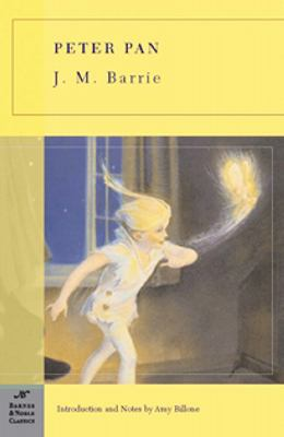 Peter Pan / J. M. Barrie ; with notes by Amy Billone ; illustrated by F. D. Bedford
