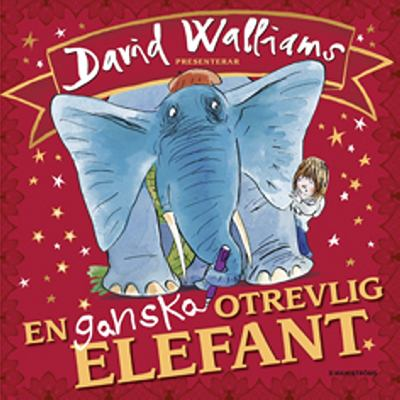 David Walliams presenterar en ganska otrevlig elefant