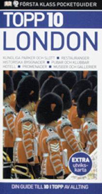 London : topp 10 / Roger Williams ; [översättning: Agneta Rodling]