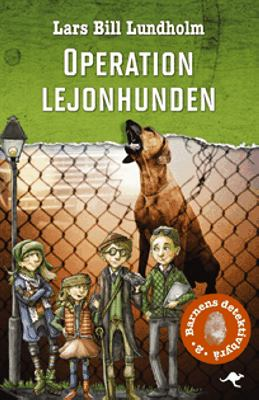 Operation lejonhunden / Lars Bill Lundholm