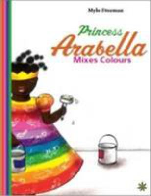 Prinsessan Arabella mixes colours