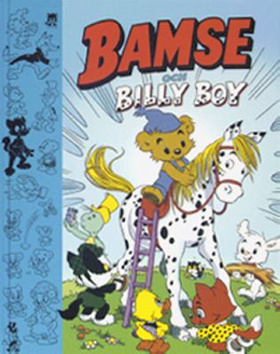 Bamse och Billy Boy